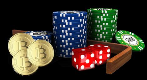 craps bitcoin