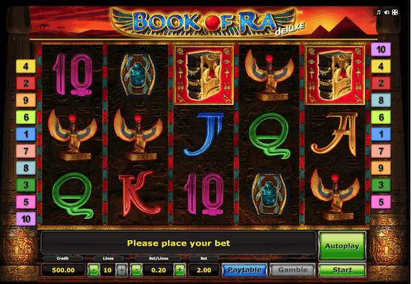 slots like book of ra