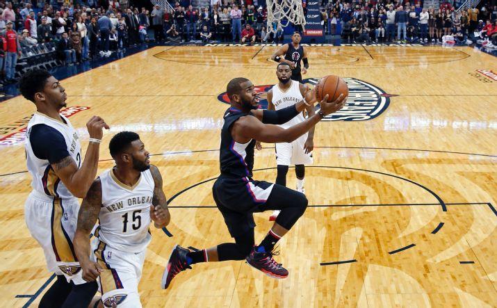 Clippers vs Pelicans