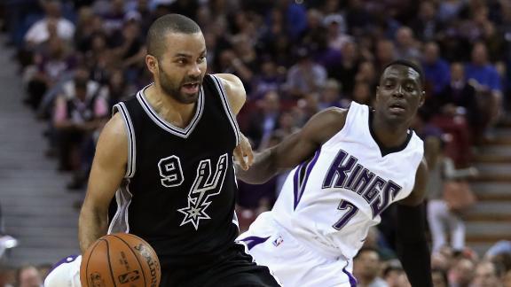Kings vs Spurs