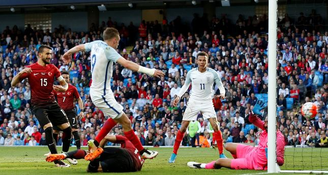 England vs Turkey