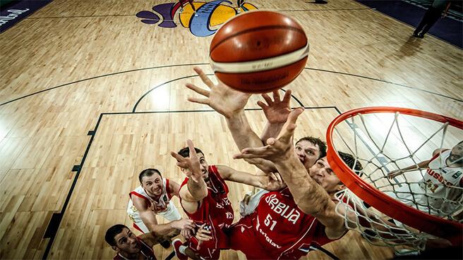 2017 Eurobasket Slovenia Serbia